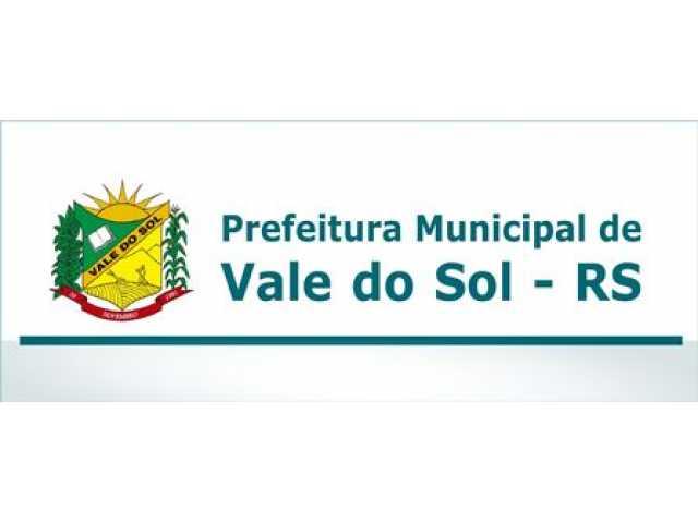 LEILÃO DA PREFEITURA MUNICIPAL DE VALE DO SOL - RS