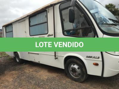 LOTE 008 - Agrale Ônibus modelo Athenas, unidade móvel de saúde