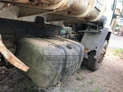 LOTE 006 - Veículo Ford Cargo Caminhão Basculante 1717